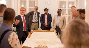Behandlungsraeume der Maharishi Ayurveda Klinik
