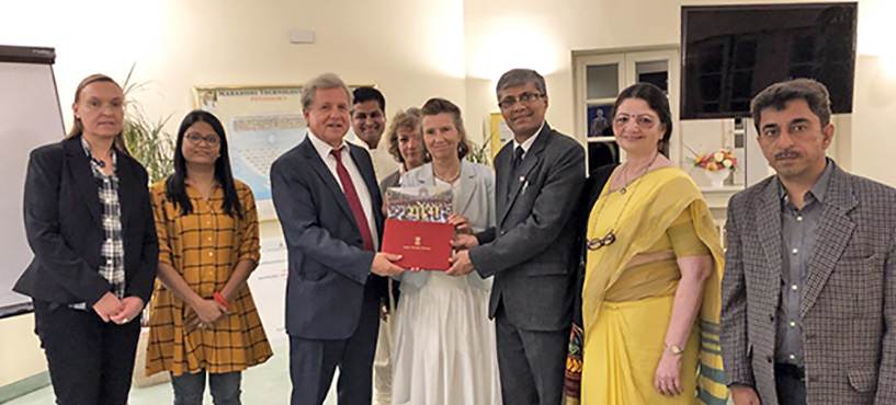 Indischer Staatssekretär
