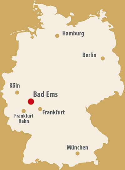 Bad Ems, Deutschland