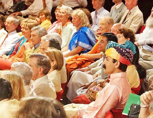 Ayurvedakongress, 2015, Besucher