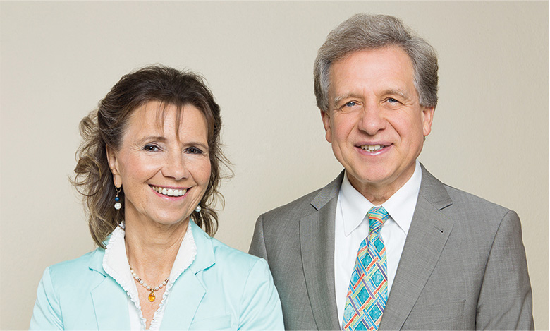 Dr. Karin Pirc, Lothar Pirc