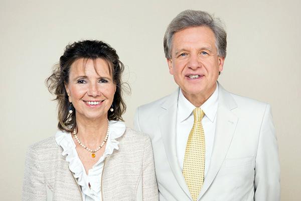 Dr. Karin und Lothar Pirc