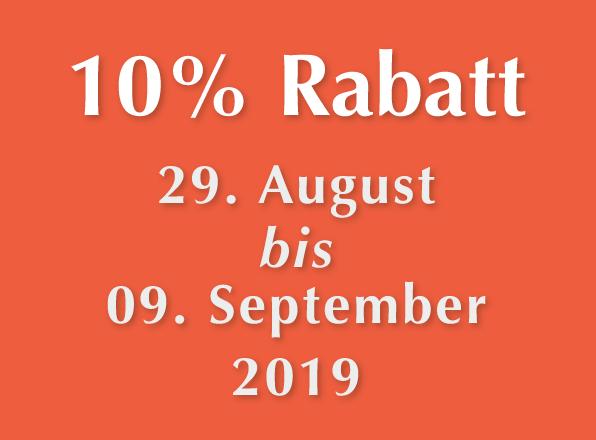 10 %Rabatt