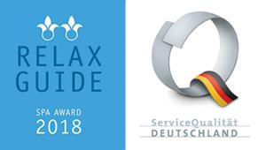 RelaxGuide – Quality Siegel