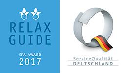 2017 RelaxGuide, Quality Service