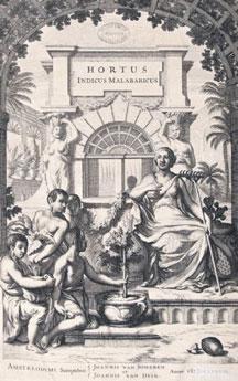 Garten von Malabar