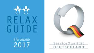 Relax Guide, ServiceQualität Deutschland